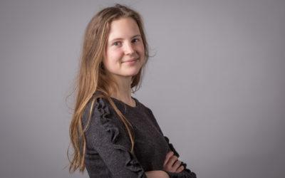 20. Elise GILLES, 24 ans, de Temploux