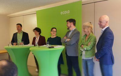 Élections communales 2018 : les visages d'Écolo Namur entre ouverture, renouveau et expérience !