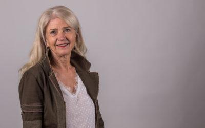 4. Christine HALUT, 62 ans, de Namur